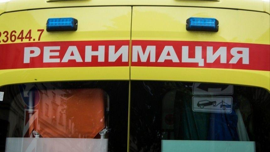 Пятеро детей и взрослый в переполненной «Ладе» влетели в грузовик в Башкирии