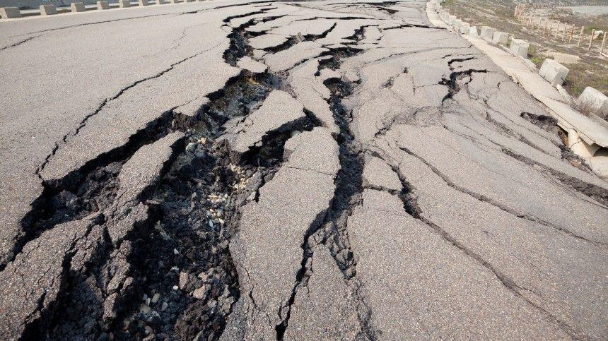 Гигантский пласт земли грозит стереть с лица Земли половину Тбилиси