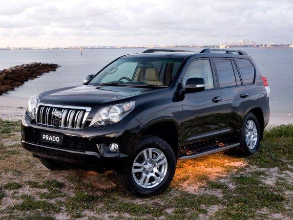 Огонь по своим? Выход Toyota Land Cruiser 300 поставит под угрозу серию TLC Prado
