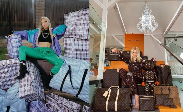 Рудковская отрицает, что грубила Дакоте после «дешманской» подачи сумок Louis Vuitton