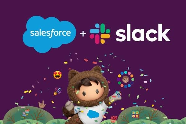 Salesforce покупает пионера корпоративных чатов Slack