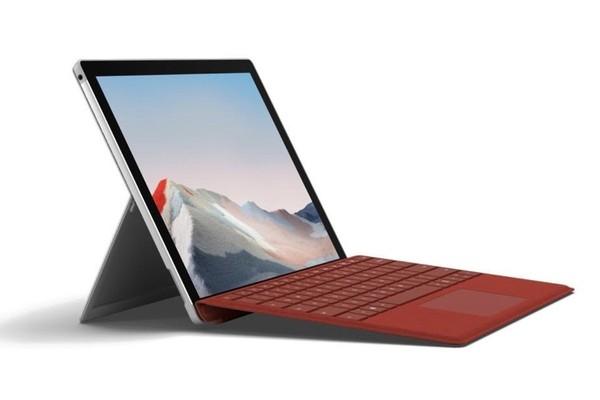 Microsoft продемонстрировала новый планшет для бизнеса Surface Pro 7+