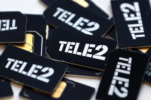Число абонентов Tele2 в России в 2020 году выросло на 1,5%