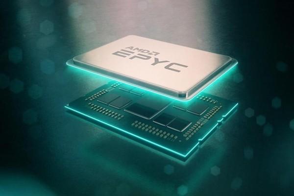 AMD выпустила серверный процессор Milan