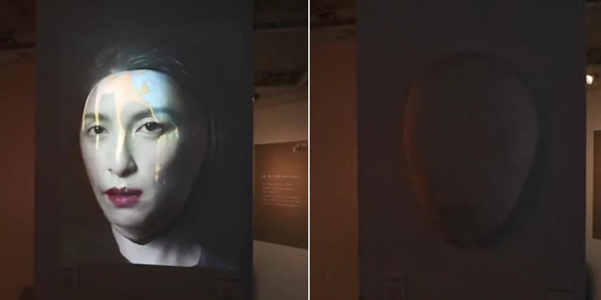 Проекторы Canon на выставке визажиста RYUJI