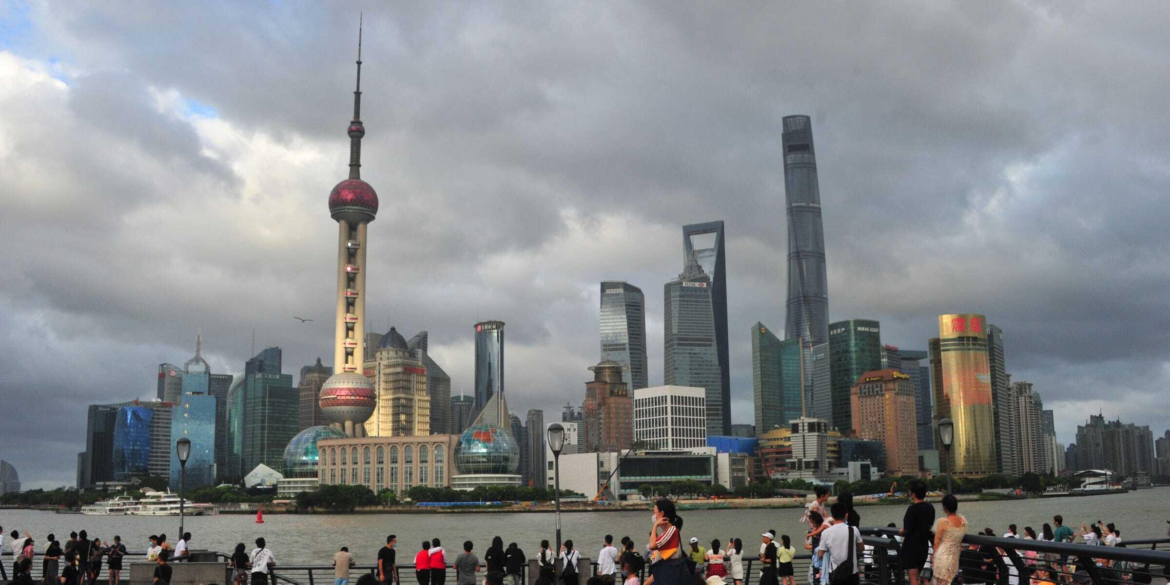 Китайцы начнут масштабно вызывать искусственные снег и дождь к 2025 году