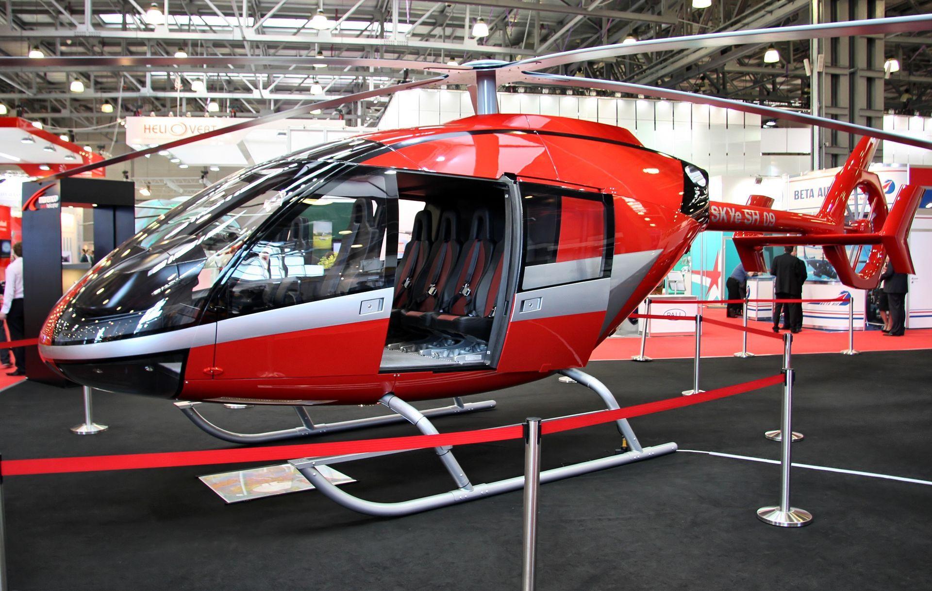 Хакеры взломали производителя вертолётов