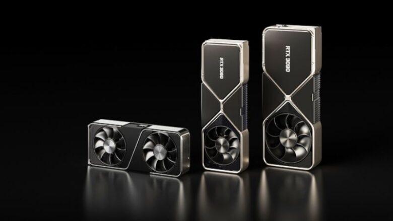 Ажиотажные цены на видеокарты NVIDIA RTX 3000 снизятся только в апреле 2021 года