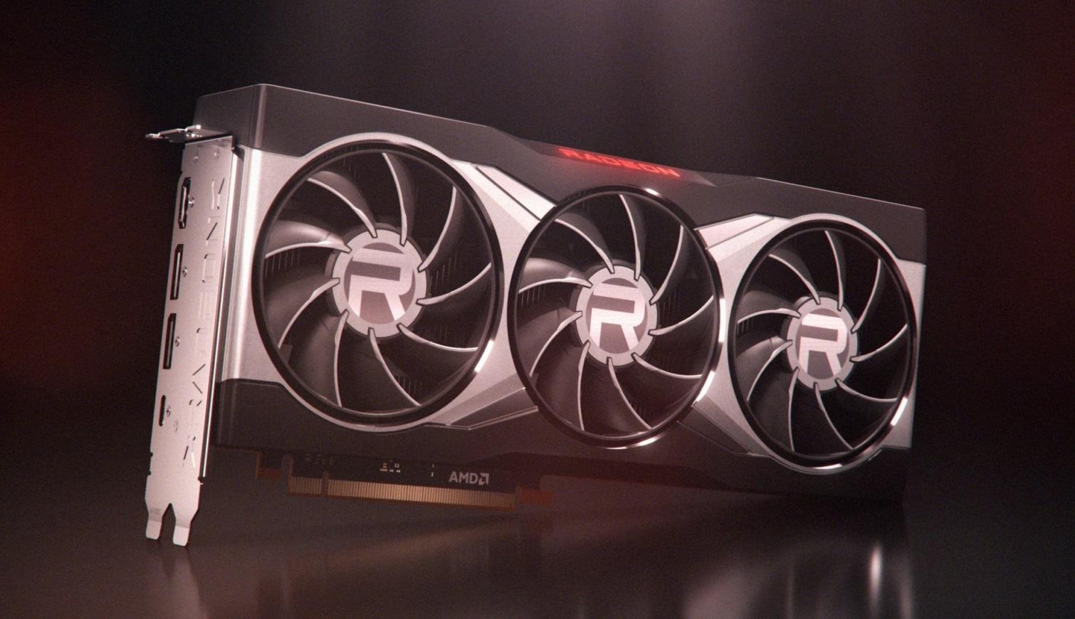 Раскрыт уровень производительности видеокарты-аналога RTX 3090 от AMD