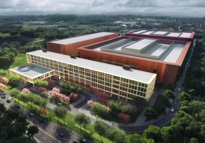 Huawei построила первый завод по производству чипов в Китае