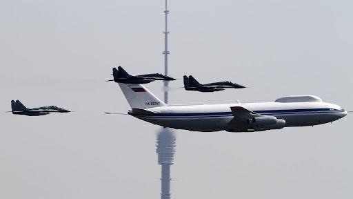 Из-за грабежа российского самолета 'судного дня' могла быть раскрыта гостайна страны