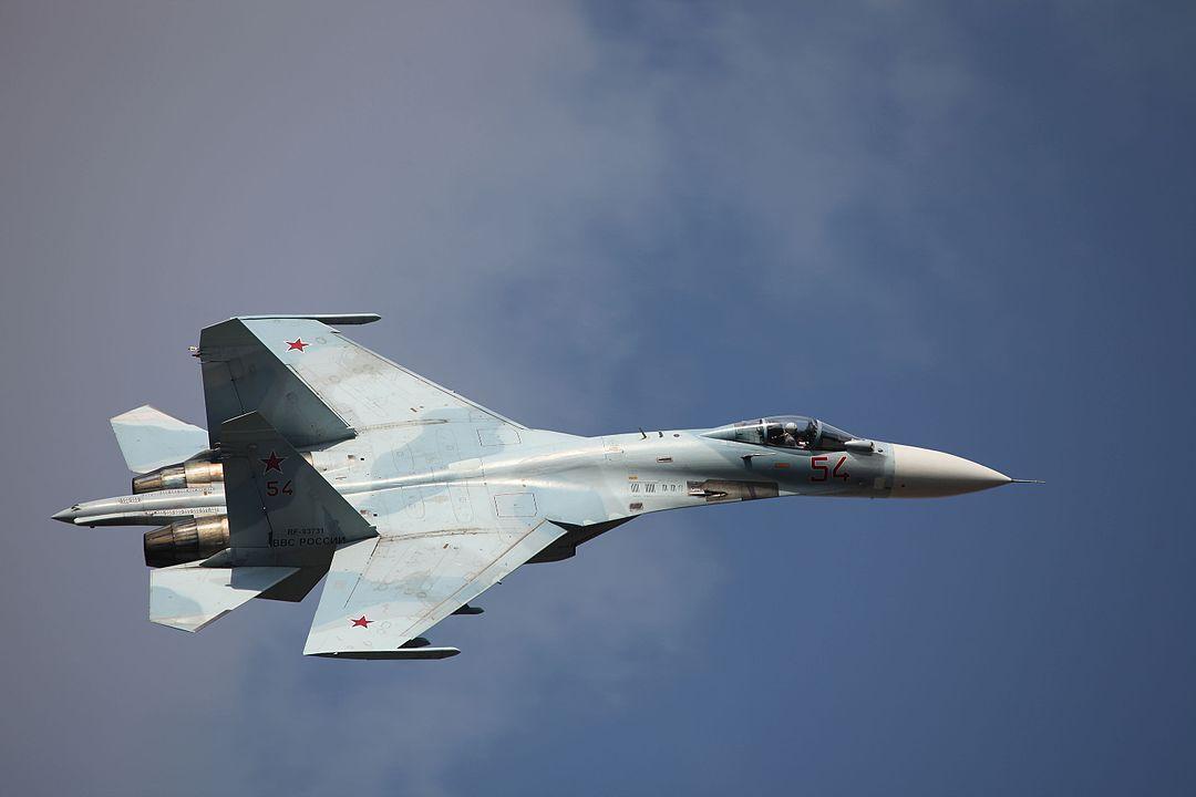 Названы самые популярные боевые самолёты в мире