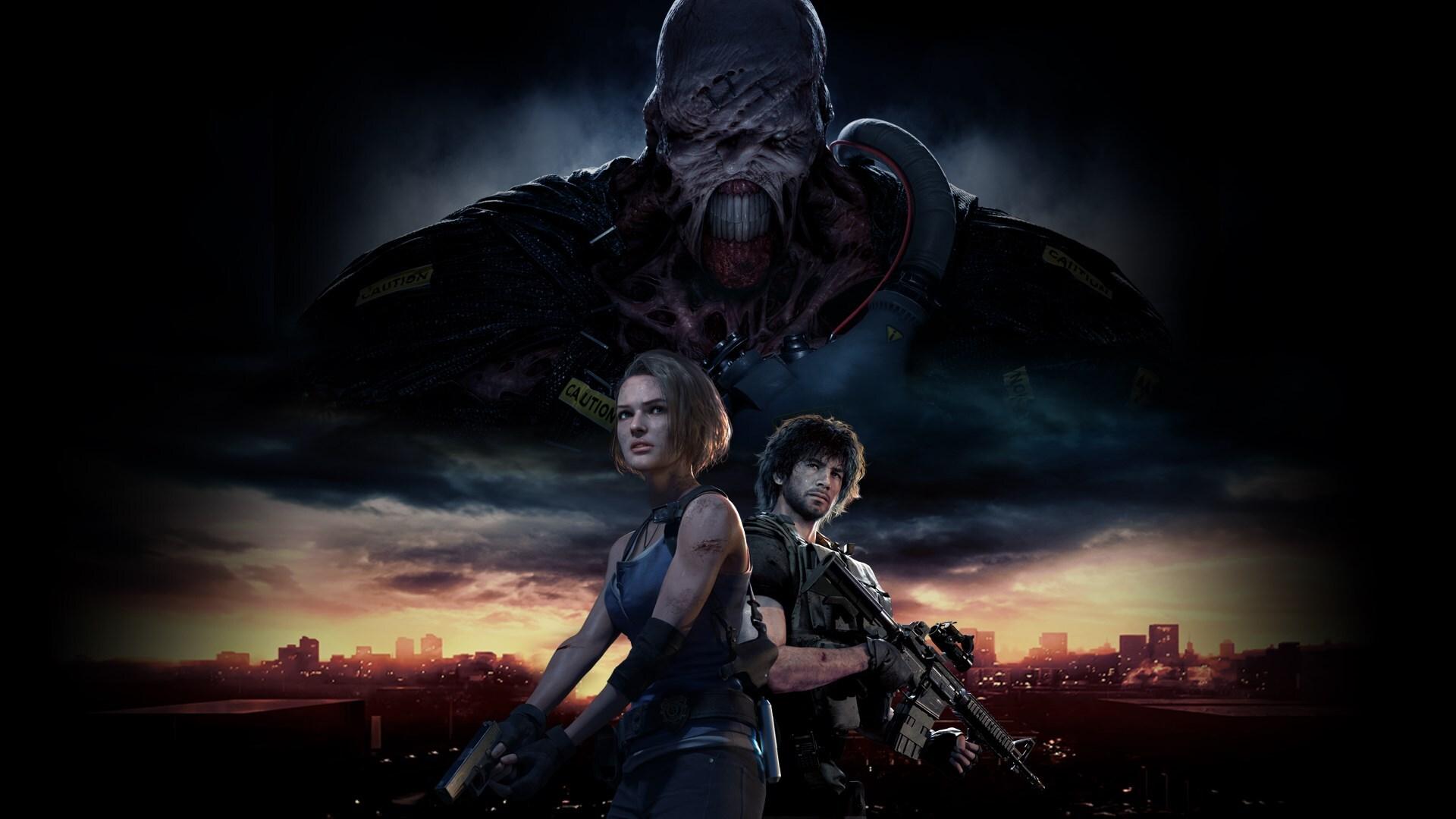 Resident Evil 3 стал временно бесплатным