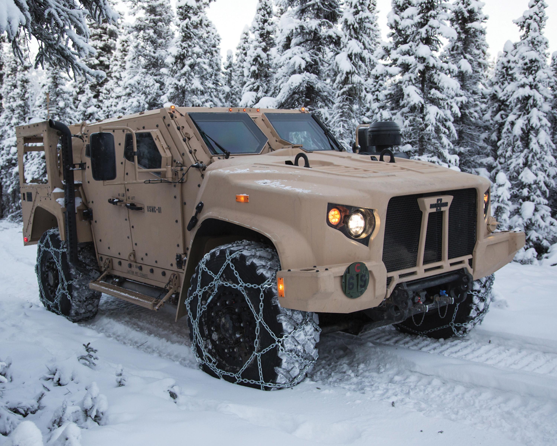 Американская армия вооружится джипами-ракетоносцами