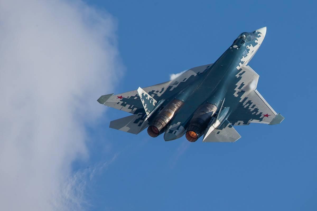 Названо революционное преимущество истребителя Су-57