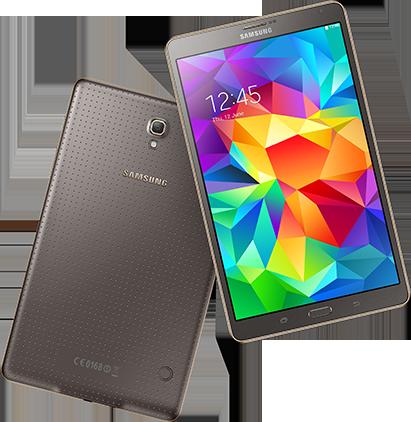Шестилетний планшет Samsung неожиданно получил обновление системы