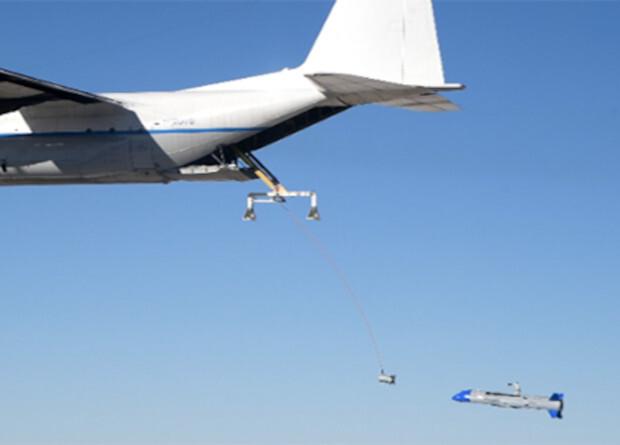 США провалили испытания по отлову дронов-«гремлинов»