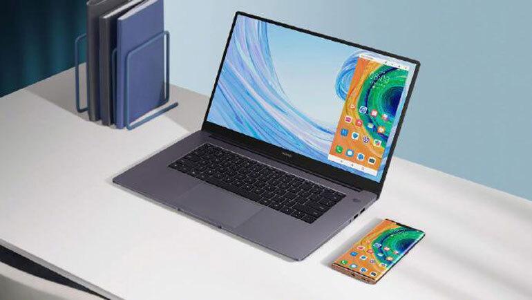 Huawei представила игровые ноутбуки дешевле 75 тысяч рублей