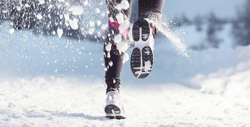 Занятия спортом в холодное время года оказались более эффективными для потери веса