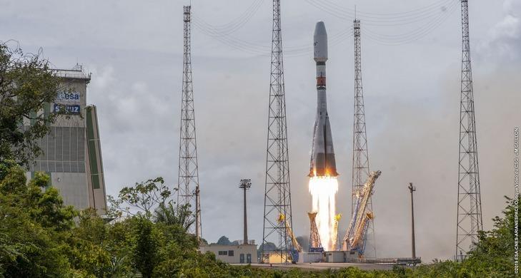 Названо количество российских космических запусков в 2020 году