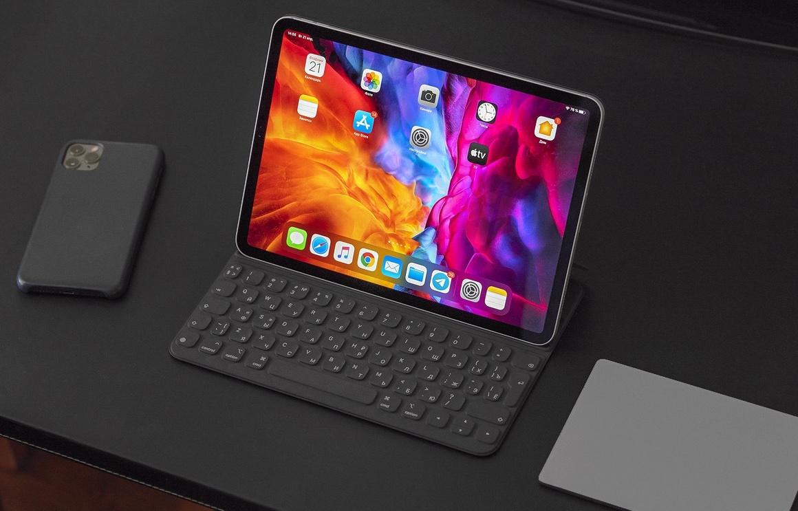 Планшет iPad Pro 2021 года получит дисплей, превосходящий традиционные