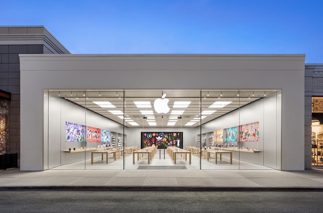 Apple закроет десятки магазинов из-за коронавируса