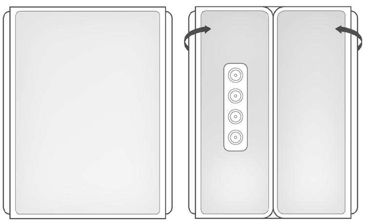 Samsung может представить смартфон с прозрачным экраном