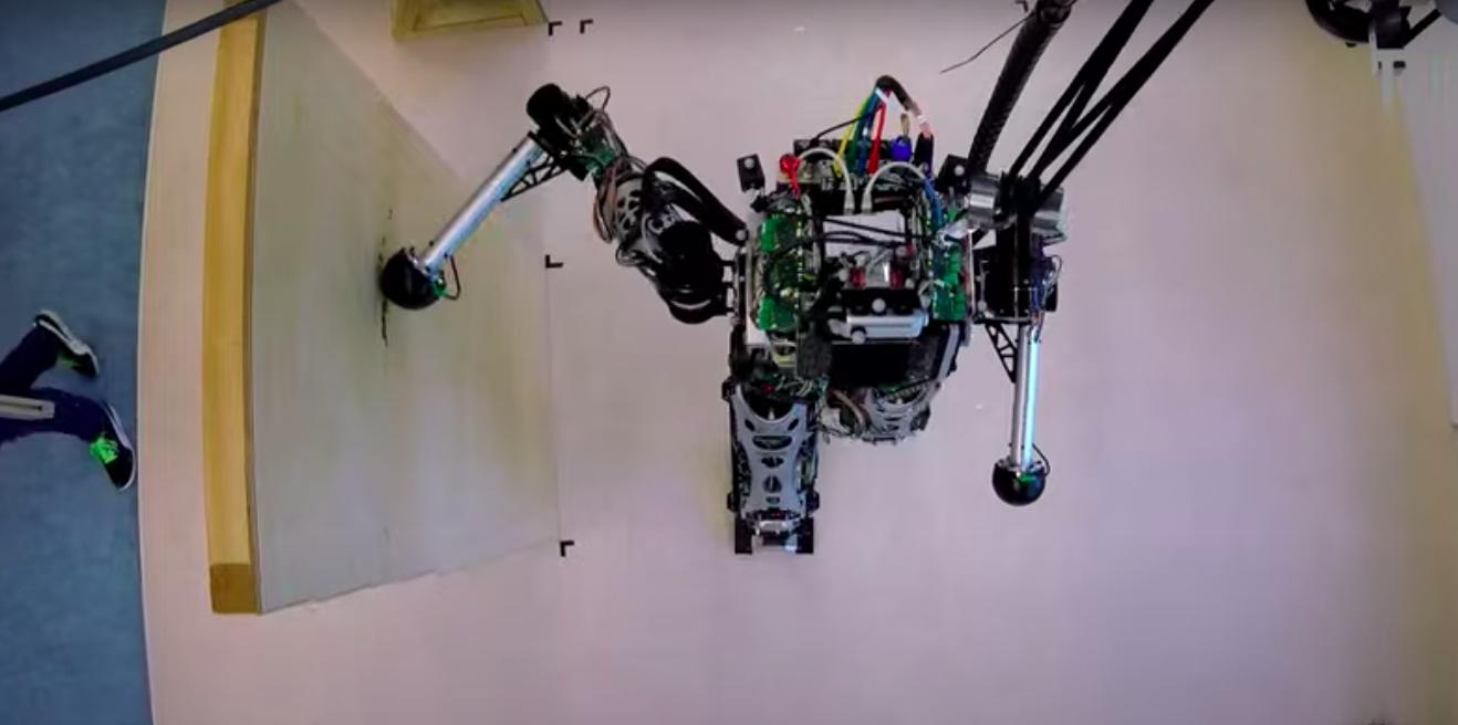 Походку роботов сделали ещё более похожей на человеческую