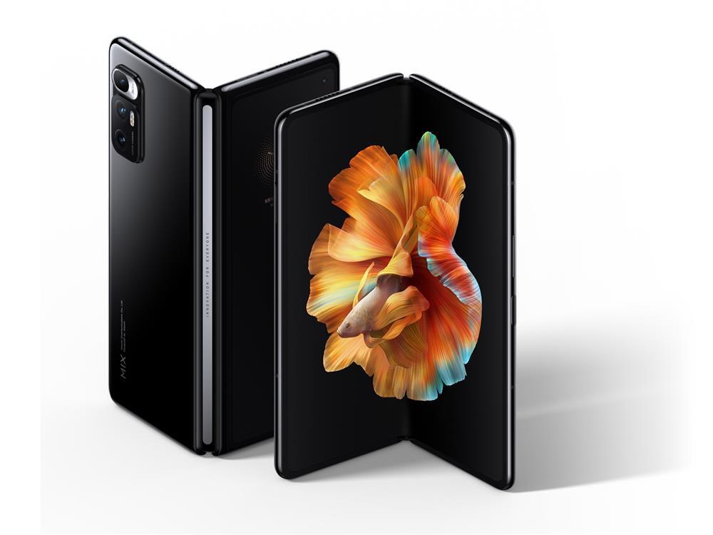Всего за минуту продажи складного флагмана Xiaomi Mix Fold превысили 60 миллионов долларов
