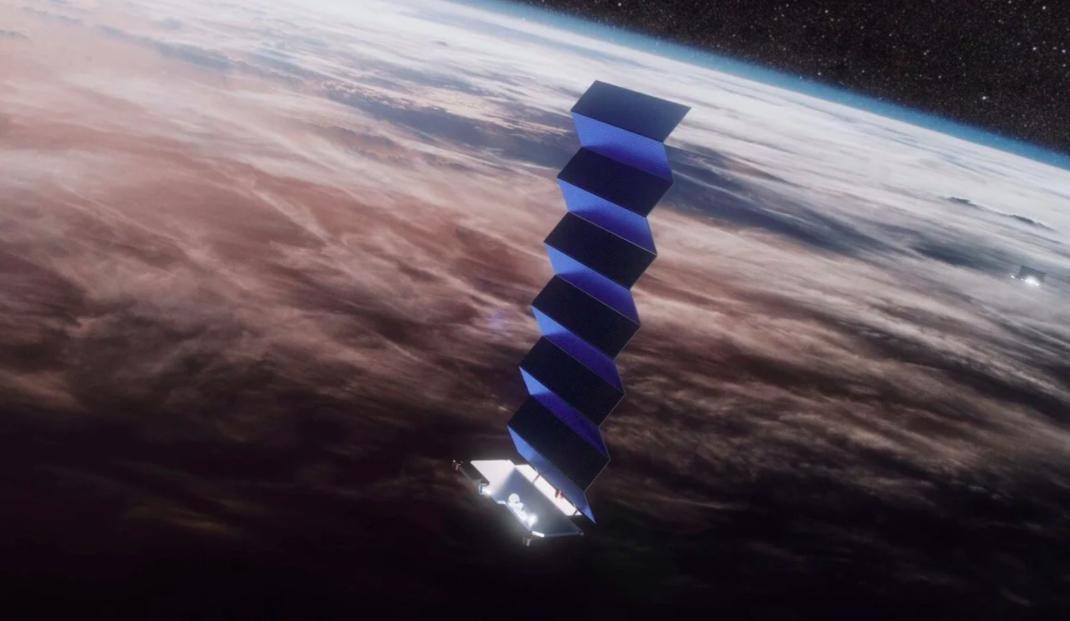 Китай создаст свой аналог космического интернета от Илона Маска
