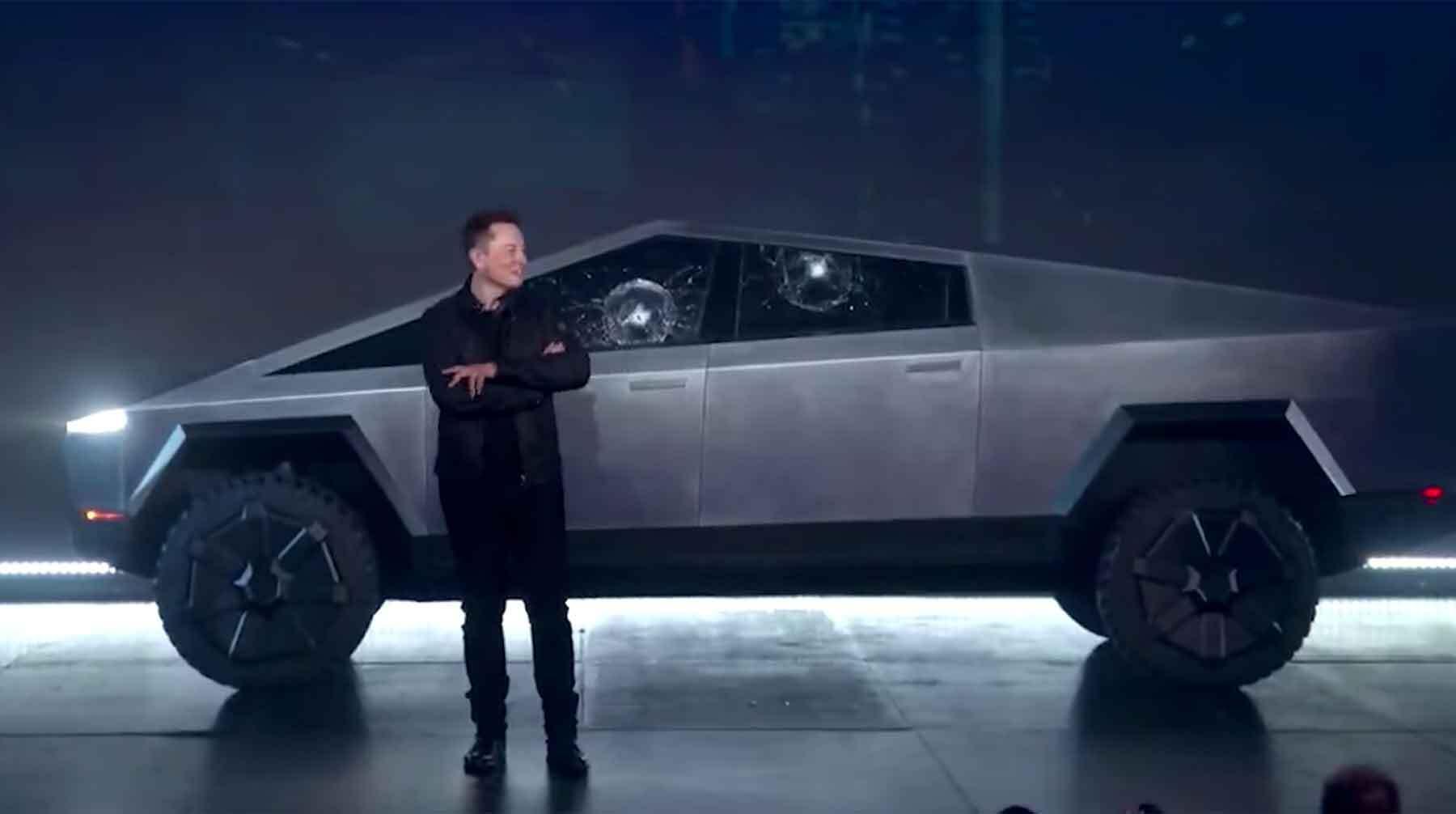Илон Маск допустил провал электропикапа Cybertruck