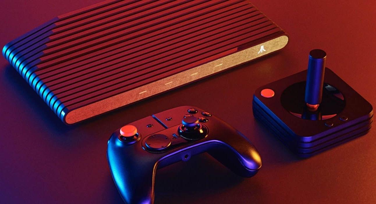 На миниатюрном компьютере Atari VCS запустили Cyberpunk 2077