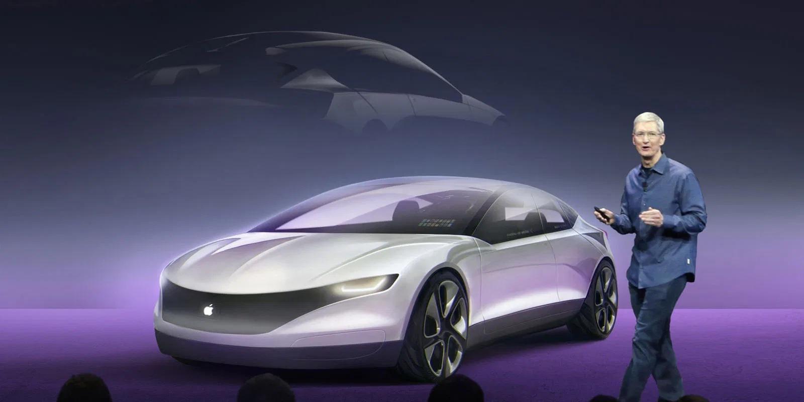Hyundai официально подтвердила разработку автомобиля Apple