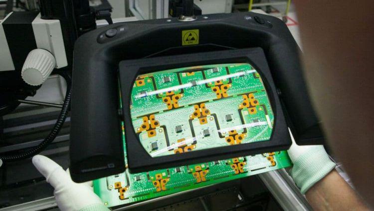 Производство автомобилей сократится из-за дефицита электроники