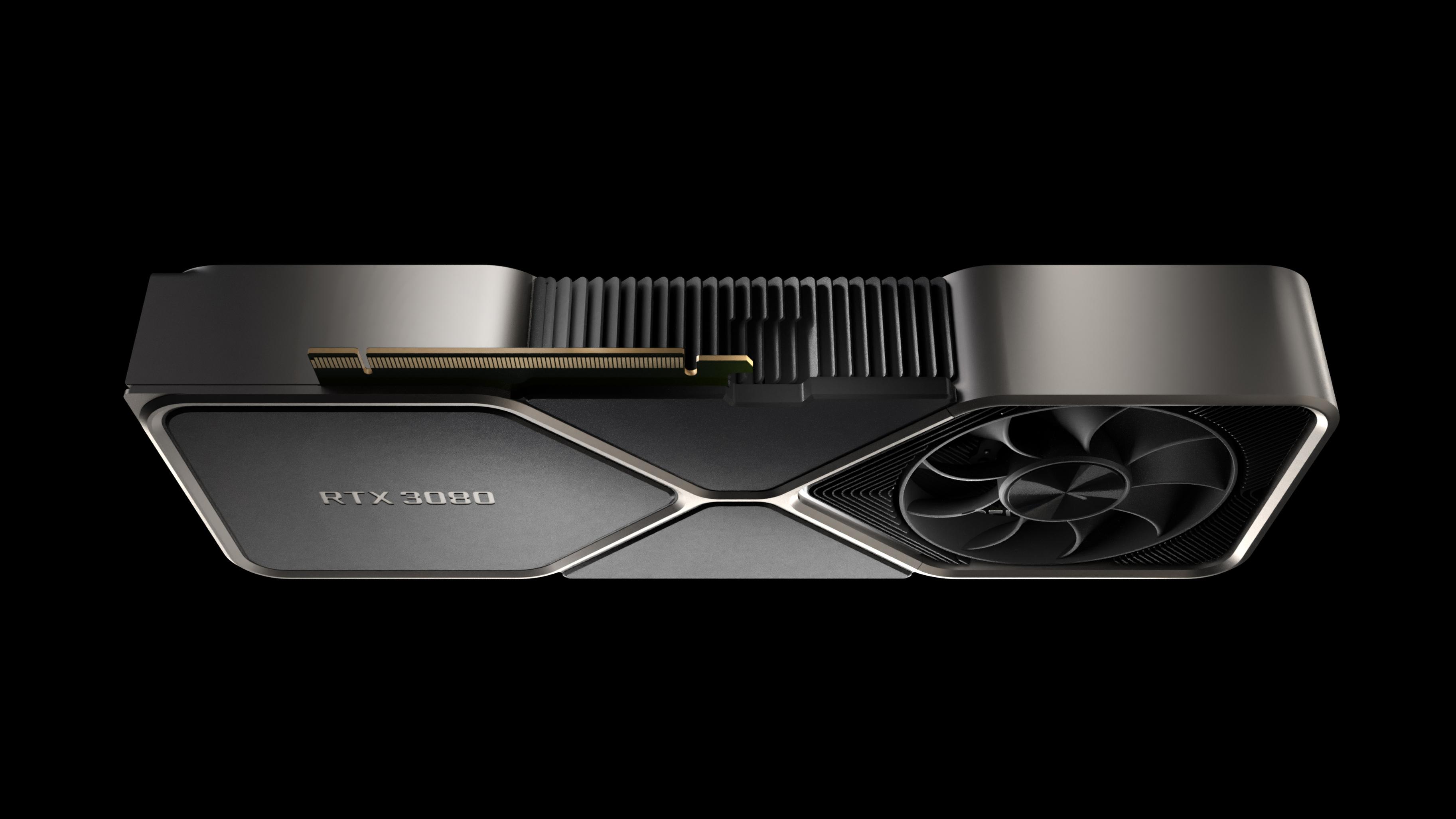 Раскрыты новые версии видеокарт NVIDIA RTX 3080 и RTX 3070