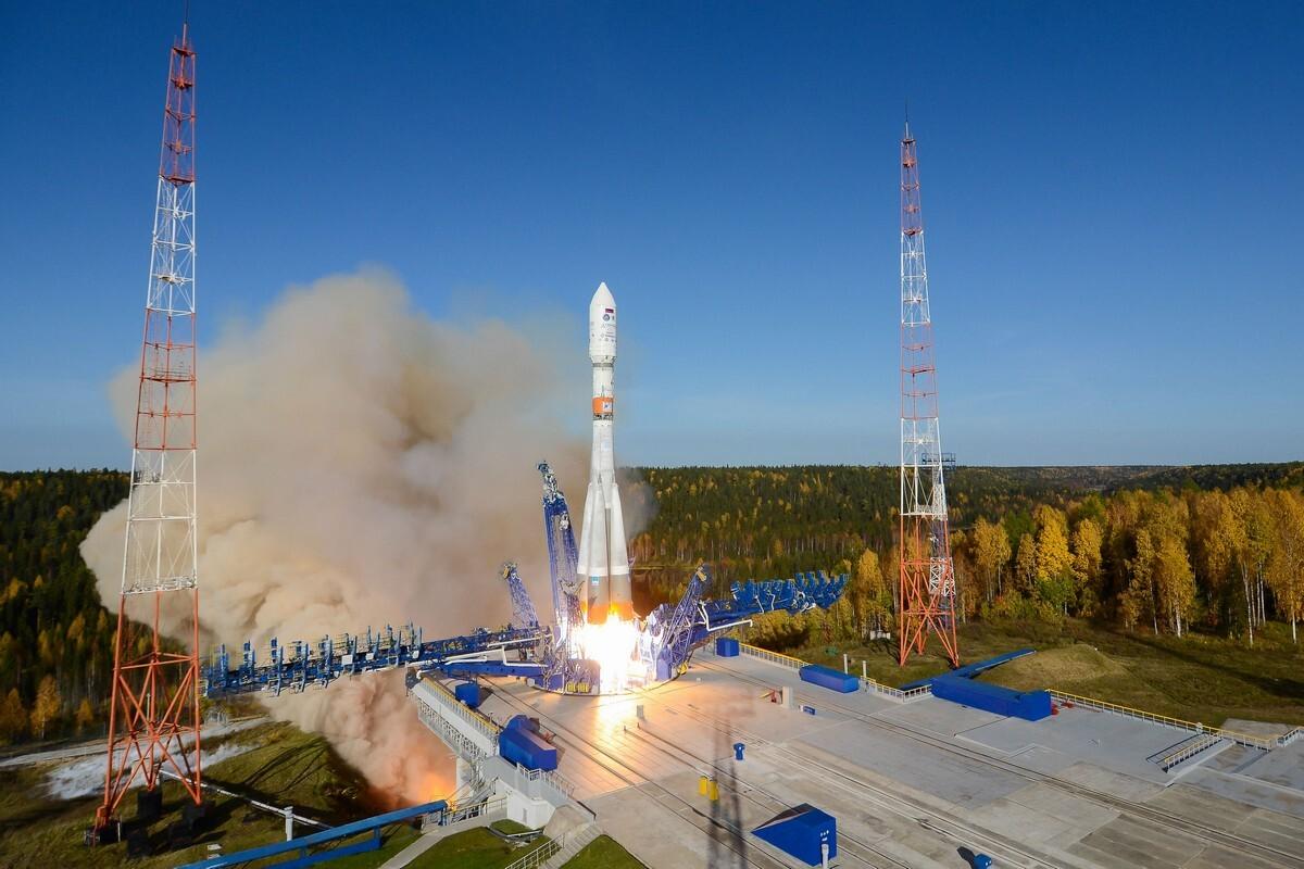 Названо число запущенных в 2020 году российских военных космических аппаратов