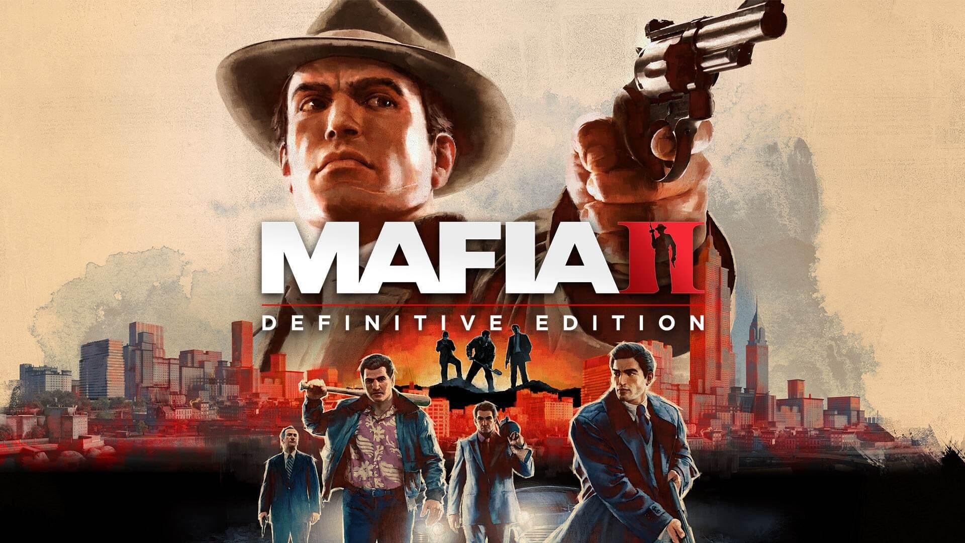 Steam распродает игры популярной серии Mafia