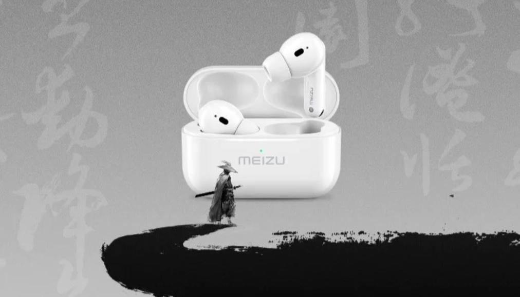 Meizu представила клона наушников Apple AirPods Pro