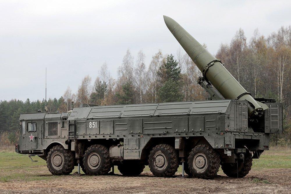 В США высоко оценили тактическое ядерное оружие России