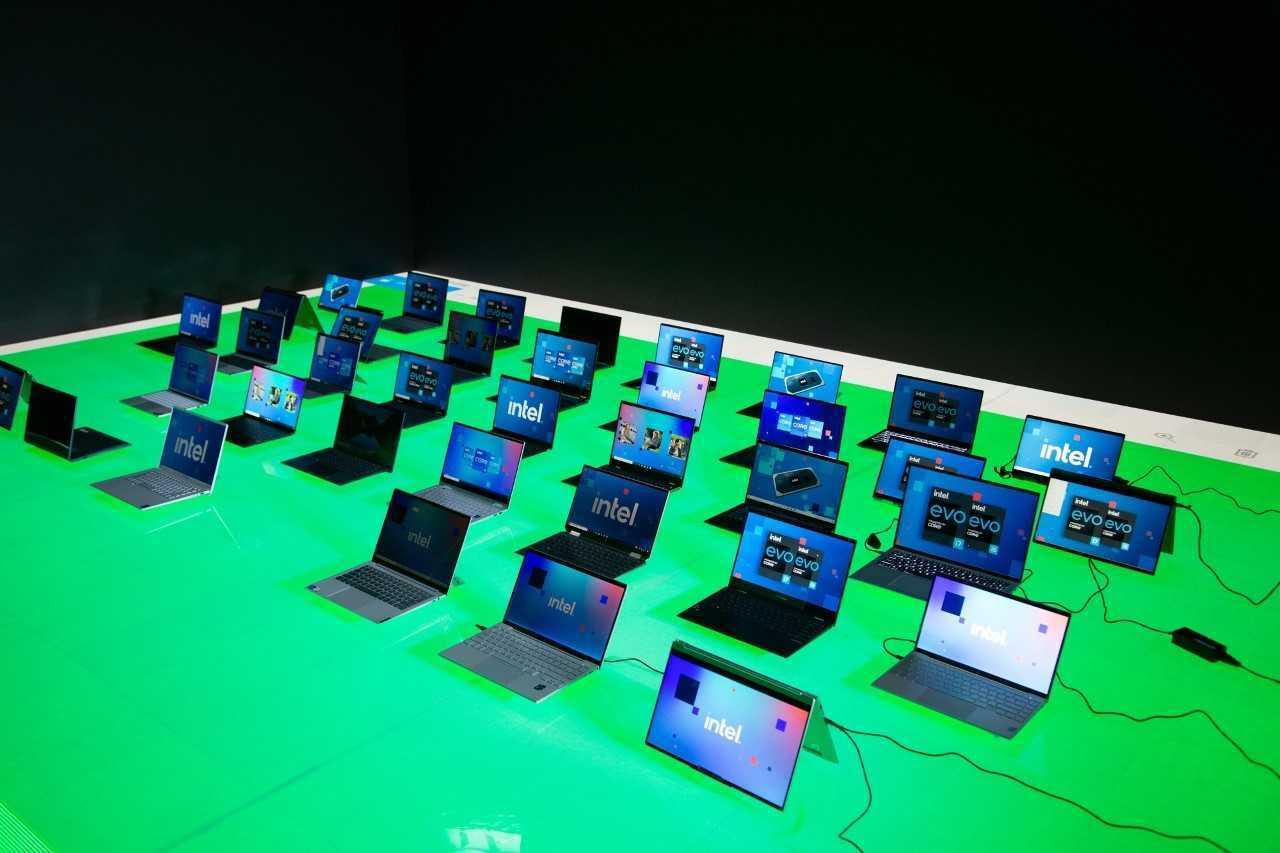 Intel представила новые процессоры для ноутбуков и компьютеров