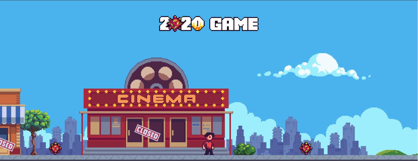Энтузиаст создал бесплатную браузерную игру о событиях 2020 года