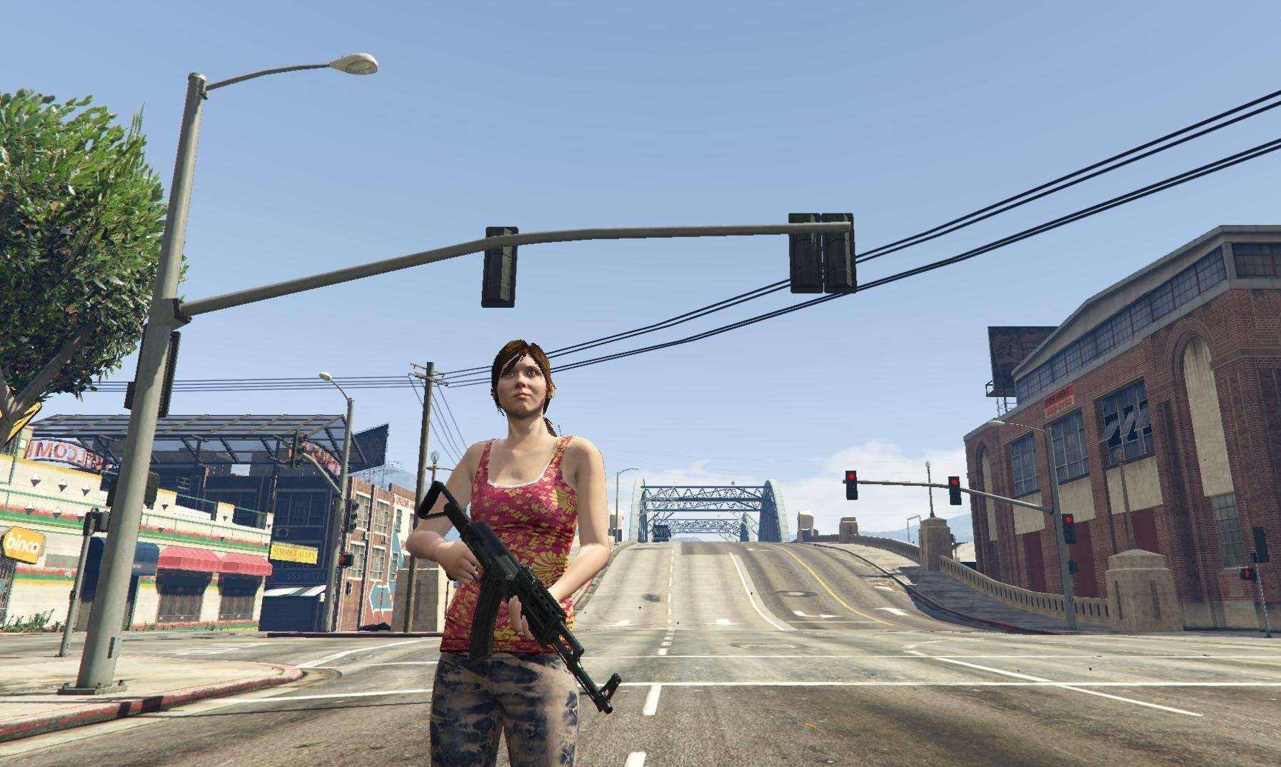 В GTA 6 впервые женщину могут сделать главным героем