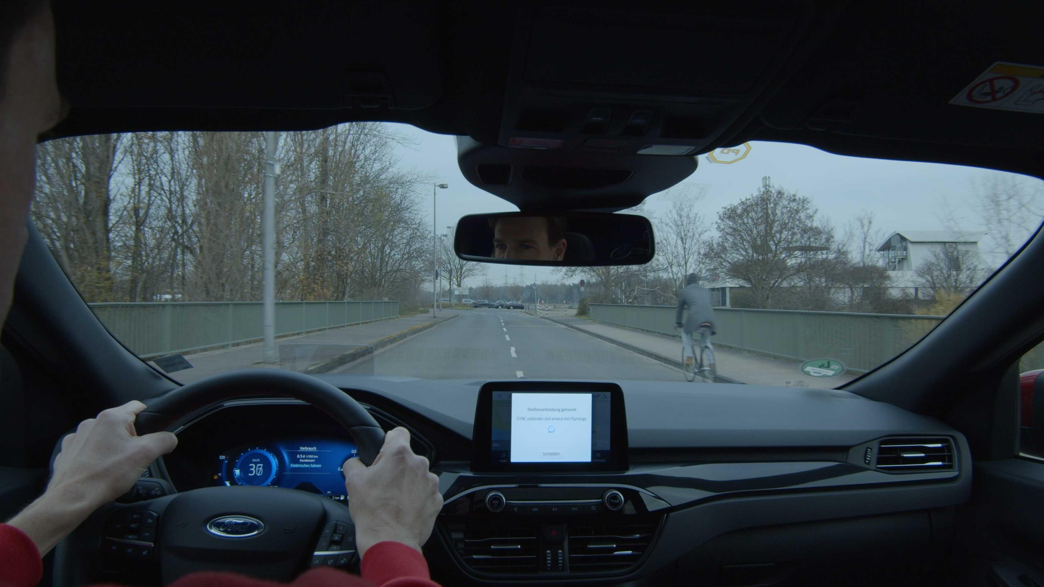 В Ford разработали компактную 'метеостанцию' для борьбы с запотеванием стекол автомобилей