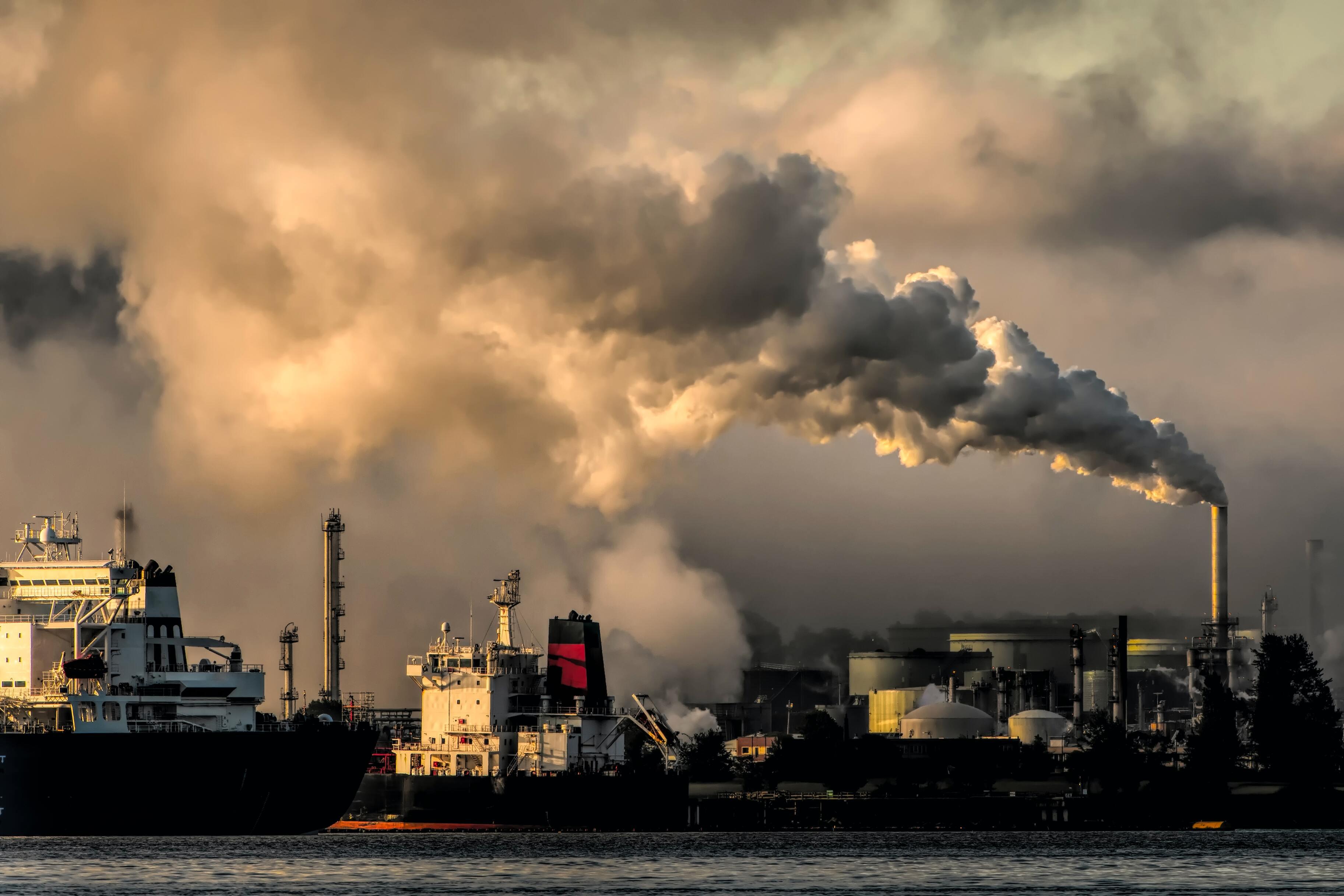Загрязнение воздуха оказалось фактором риска необратимой слепоты