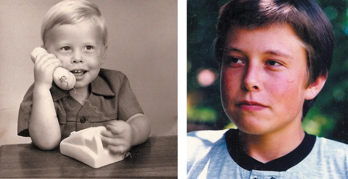 Мама Илона Маска рассказала, в каком возрасте он начал проявлять гениальность