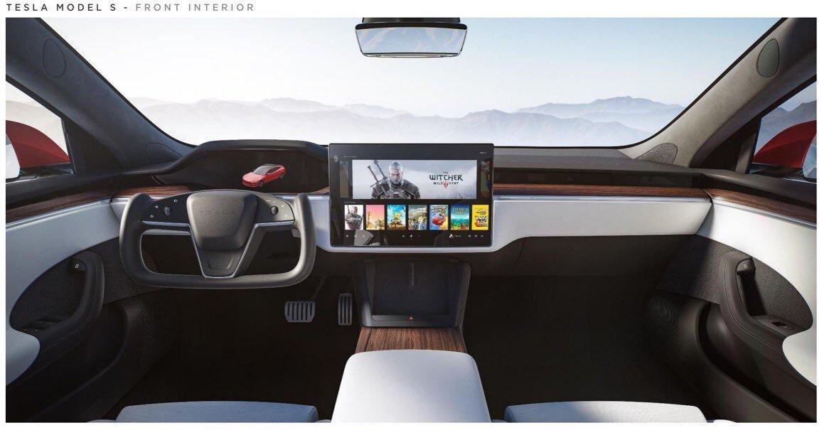 Бортовой компьютер в электромобилях сравняется по производительности с PlayStation 5