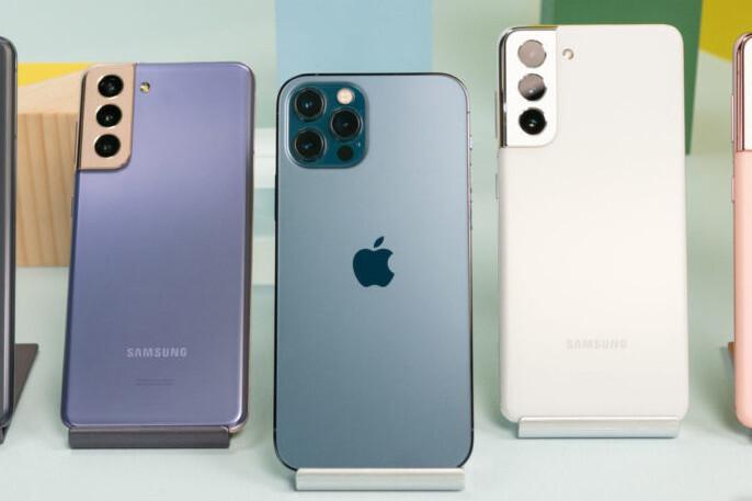 Apple обогнала Samsung, став самым популярным производителем смартфонов