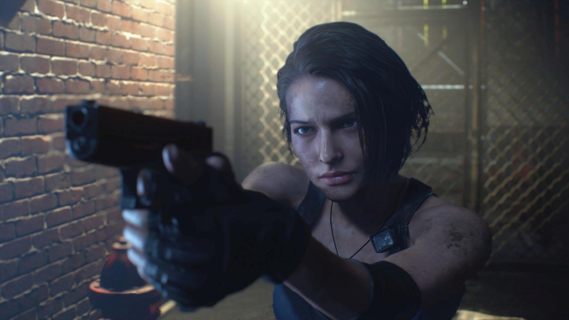Запущена распродажа серии игр Resident Evil