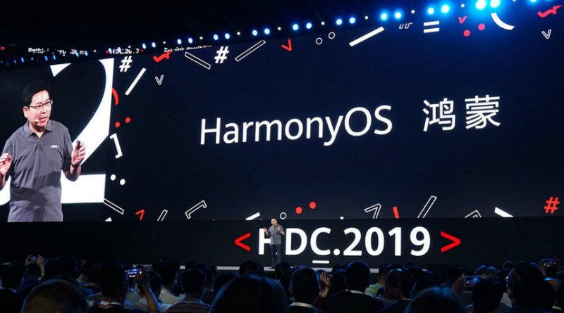 Новую версию замены Android от Huawei показали в рабочем состоянии на видео