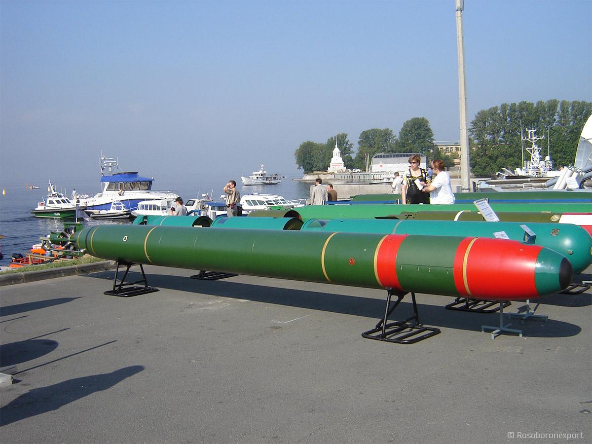 В США назвали преимущества российских электрических торпед